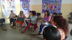 Fenatrad representada em IV Conferência Municipal de Políticas para Mulheres da CUT em Salvador