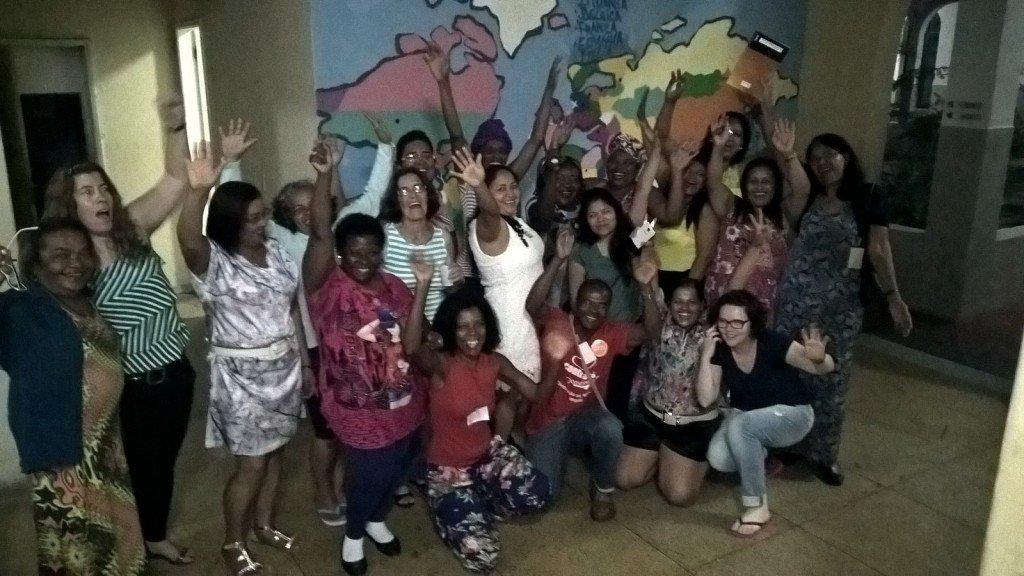 Grupo teatral As Marias do Brasil