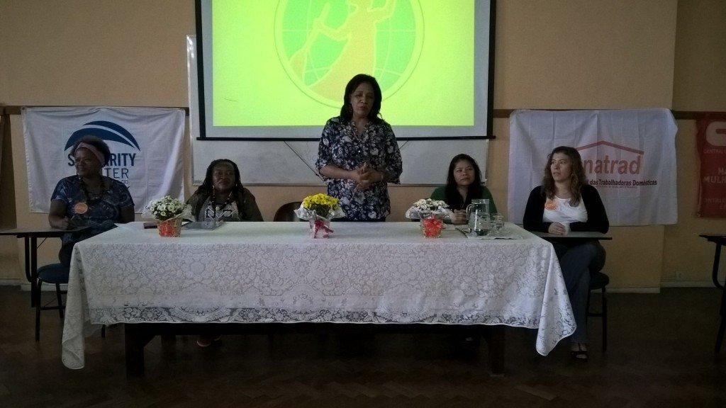 Seminário sobre fortalecimento das organizações sindicais aconteceu no RJ