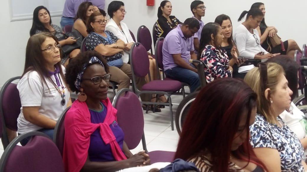 FENATRAD participa de abertura da Campanha pelo Fim da Violência Contra a Mulher em São Luís