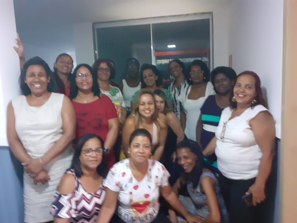 Sindicato dos Trabalhadores Empregados Domésticos de Volta Redonda realiza roda de conversa sobre a violência contra a mulher