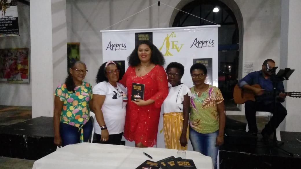 Sindoméstico do Maranhão participa de lançamento de livro sobre direitos da categoria