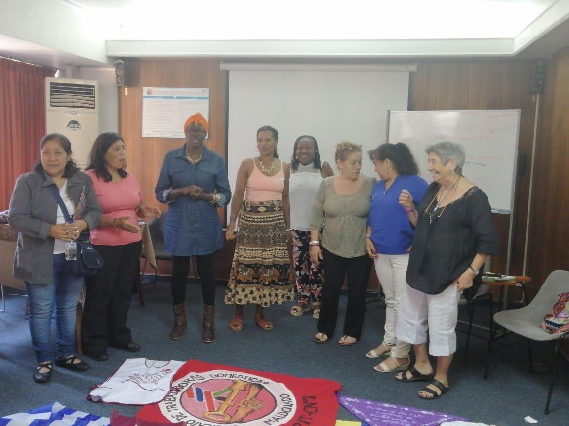 FENATRAD participa de Encontro Regional das Trabalhadoras Domésticas do Mercosul