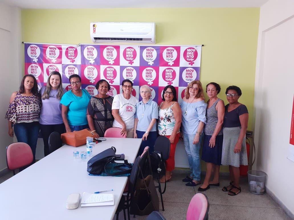 Sindicato de Volta Redonda participa de reunião do Conselho do Direito da Mulher