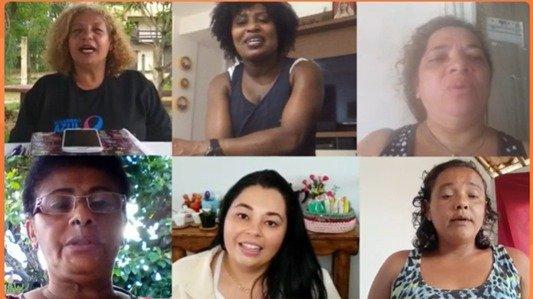 """Trabalhadoras domésticas se formam em curso """"Domésticas com Direito"""""""