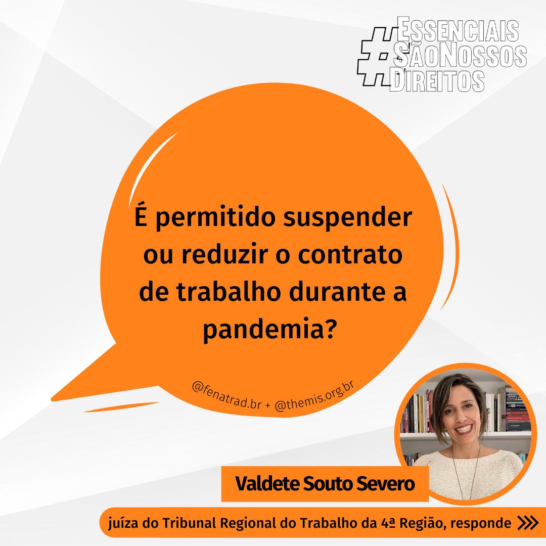 Série Essenciais são os nossos direitos: É permitido suspender ou reduzir o salário durante a pandemia?