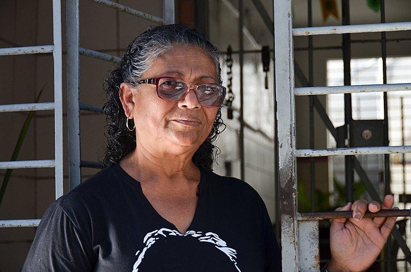 NÃO ao Trabalho Doméstico Infantil- Por Luiza Batista