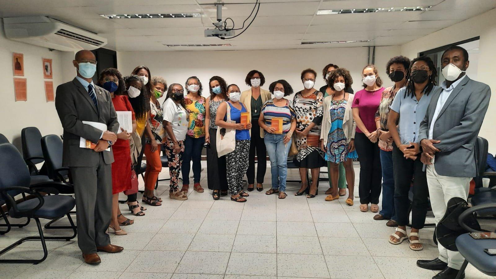 FENATRAD participa de reunião para discutir denúncias de trabalho análogo à escravidão na Bahia